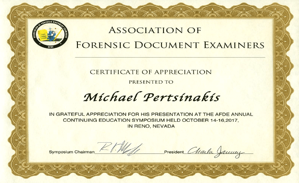Adfe2017 Conference Dr Michael Pertsinakis